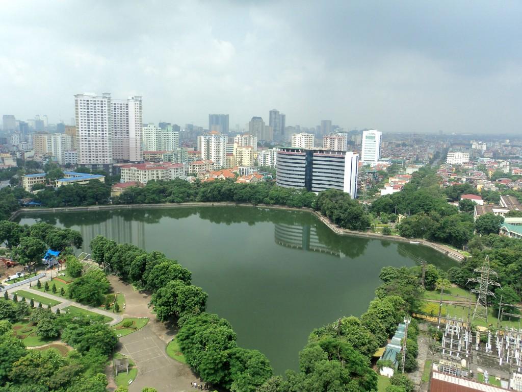 Hồ Hoàng Cầu, Hà Nội