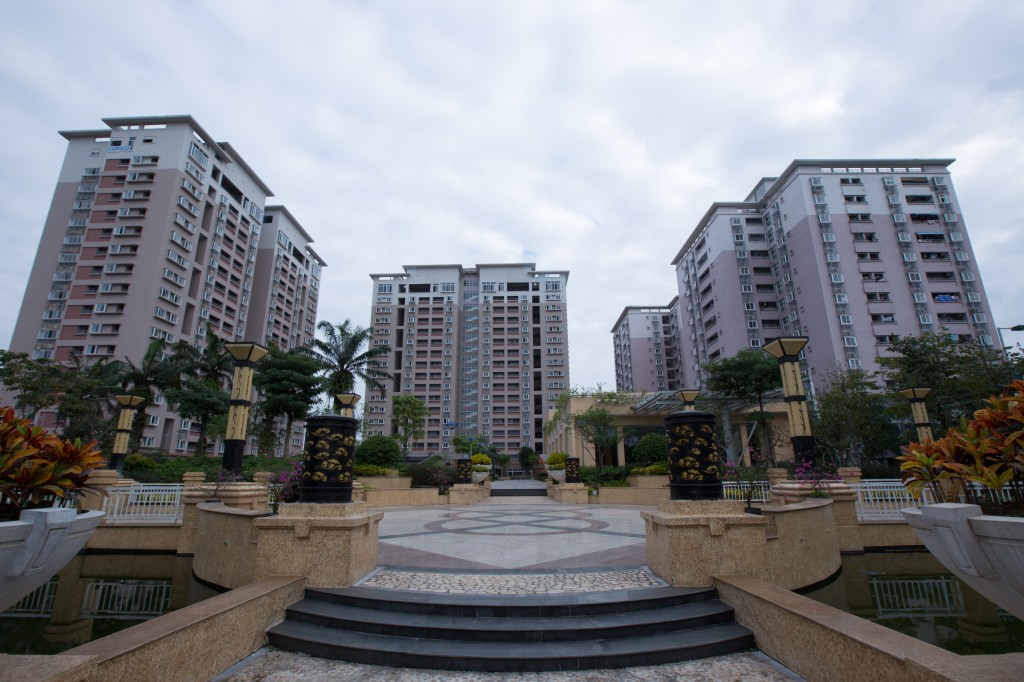 Không gian công cộng trong khu ĐTM, Hà Nội