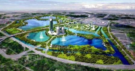 Công bố quy hoạch 3 khu đô thị của Hà Nội