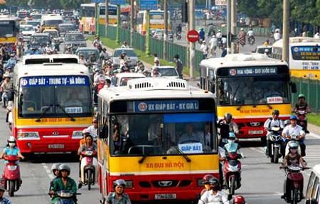 Thi tuyển thiết kế mẫu kiến trúc nhà chờ và biển báo điểm dừng đỗ xe buýt TP Hà Nội
