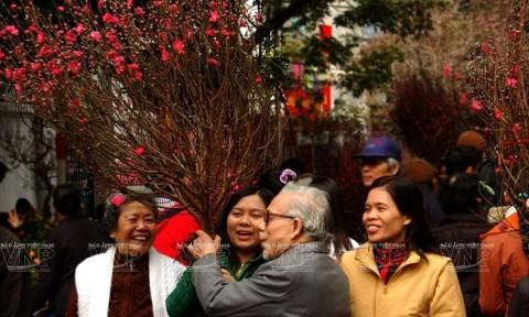 Tết Nguyên đán – Lễ hội cổ truyền lớn, lâu đời nhất cả nước