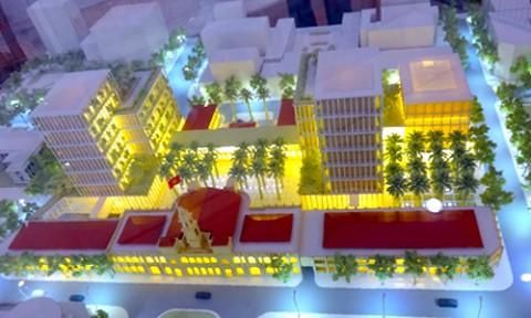 Gần 53 tỷ đồng xây trung tâm hành chính TP HCM giai đoạn 1