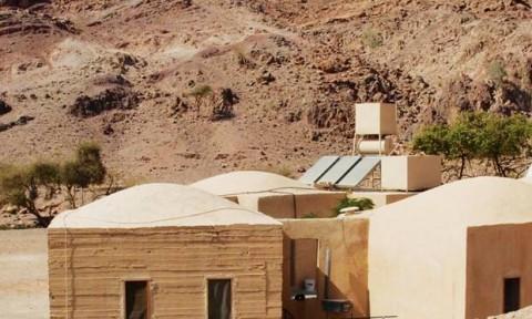 Nhà nghỉ sinh thái – Thiết kế của tương lai