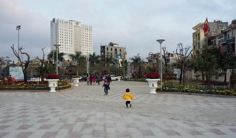 Công viên Tam Bạc tạo điểm nhấn kiến trúc cho TP Hải Phòng