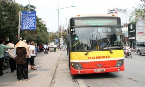 Thông báo gia hạn thời gian nhận hồ sơ thi tuyển thiết kế mẫu kiến trúc nhà chờ và cột báo điểm dừng xe bus TP Hà Nội