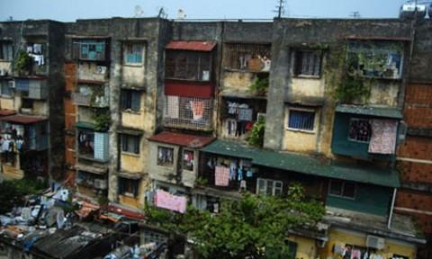 Cải tạo chung cư cũ – Chính sách và thực tiễn