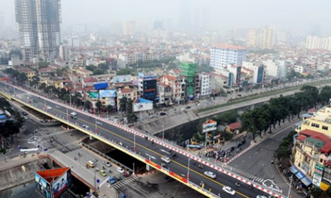 Hà Nội sắp có thêm 2 cầu vượt thép