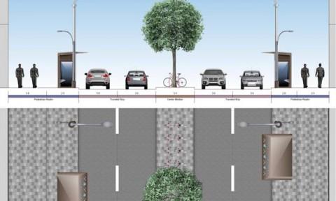 Dubai công bố công cụ lập kế hoạch, thiết kế đường phố