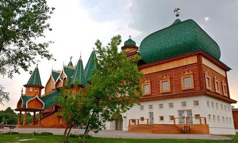 Tự hào công trình kiến trúc Sa hoàng Aleksey Mikhailovich Romanov