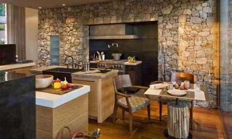 Mang đá thiên nhiên vào nhà bếp của bạn
