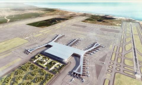 Hoạt động xây dựng các sân bay trên thế giới vẫn tăng cao