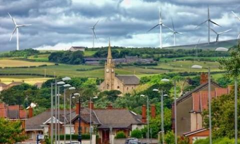 Scotland đi đầu về việc sử dụng năng lượng tái tạo