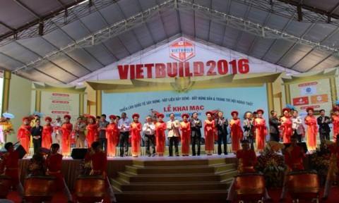 Khai mạc Triển lãm quốc tế Vietbuild Đà Nẵng 2016