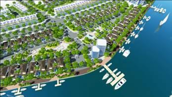 Đà Nẵng: Ra mắt dự án khu phức hợp Bến du thuyền Marina Complex