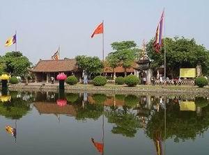 Lập Quy hoạch tổng thể Di tích quốc gia đặc biệt chùa Keo