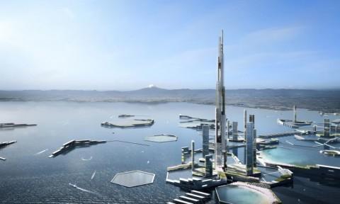Next Tokyo – Dự án xây dựng thành phố sinh thái chống lại biến đổi khí hậu