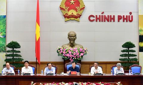Phó thủ tướng Trịnh Đình Dũng: Sớm đề xuất cơ chế đặc thù cho dự án giao thông trọng điểm