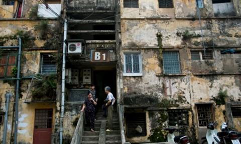 Chính thức nâng tầng cải tạo chung cư cũ tại Hà Nội