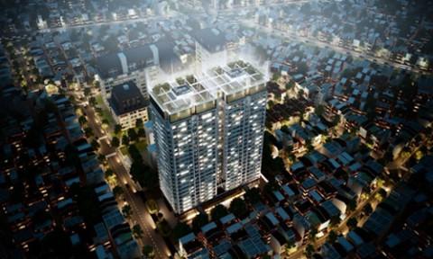 Kinh Đô gấp rút hoàn thành tiến độ hai dự án chung cư