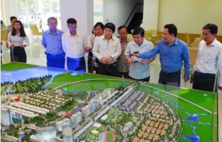 Hơn 3.300 tỷ đồng xây khu dân cư trong đô thị Thủ Thiêm