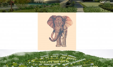 Lâm Sơn Resort & Villa: Cảm hứng sáng tạo từ truyền thuyết