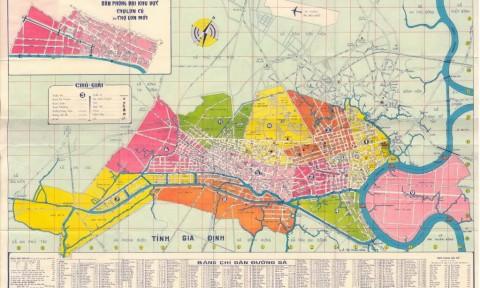 Quy hoạch Sài Gòn trước 1975 như thế nào