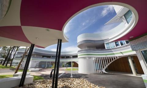 Những ngôi trường đẹp truyền cảm hứng cho người học