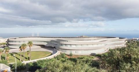 Thiết kế mới cho Khoa Mỹ thuật – Đại học La Laguna