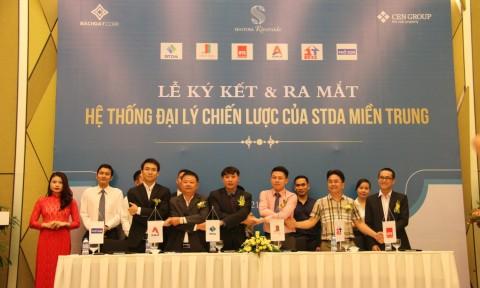 CEN Group ra mắt Siêu thị dự án Bất động sản miền Trung