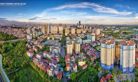 Quy hoạch xây dựng khu đô thị mới bài toán cư trú và phát triển kinh tế đô thị