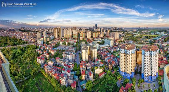 Khu vực đô thị phía Tây Hà Nội
