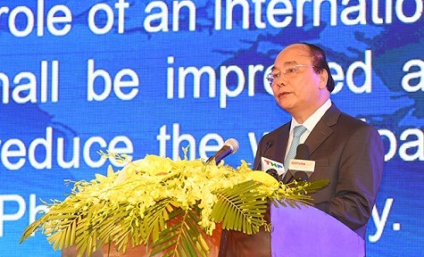 Thủ tướng phát lệnh khởi công Cảng container quốc tế Hải Phòng