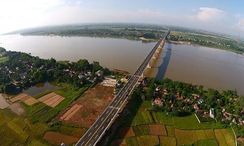 Tạo động lực phát triển các địa phương phía Bắc sông Hồng