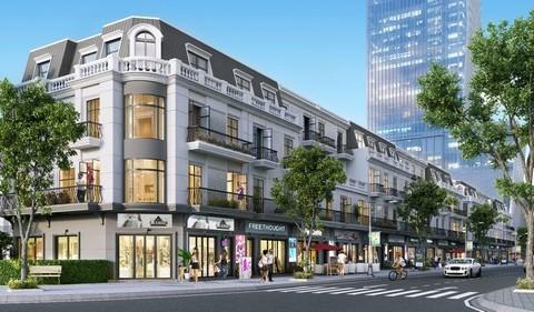 Vingroup chính thức ra mắt dự án Vincom Shophouse Thanh Hóa