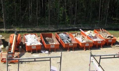 Quy trình quản lý và xử lý chất thải xây dựng tiên tiến trên thế giới