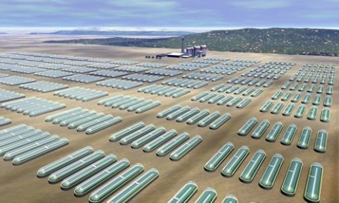 Tạo ra năng lượng hydro tái tạo từ ánh sáng mặt trời và nước