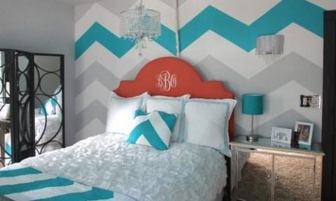 Những ý tưởng sơn tường độc và đẹp nhất định nên thử