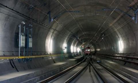 LafargeHolcim đóng vai trò quan trọng trong xây dựng đường hầm dài nhất thế giới