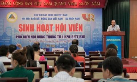 VNREA phát động cuộc thi sáng tác Slogan