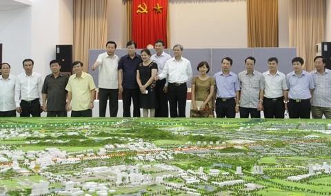 Quy hoạch tạo ra sự khác biệt cho đô thị