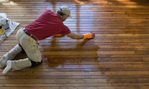 Cách xử lý sàn gỗ bị phồng rộp do nước