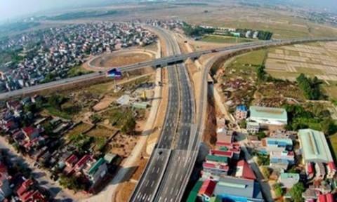 Hà Nội: Làm tuyến đường kết nối đô thị vệ tinh Sóc Sơn