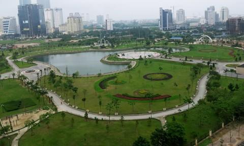 Cải tạo hồ điều hoà – Giải pháp cho thoát nước đô thị