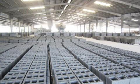 Những lợi ích của việc phát triển sản xuất và sử dụng gạch block