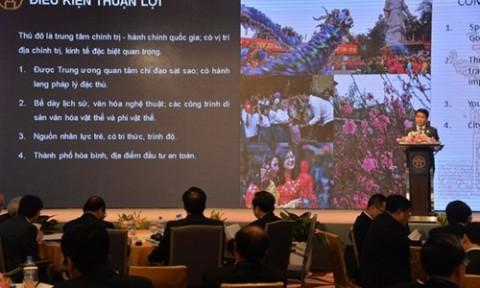 """Khai mạc Hội nghị """"Hà Nội 2016 – Hợp tác Đầu tư và Phát triển"""""""