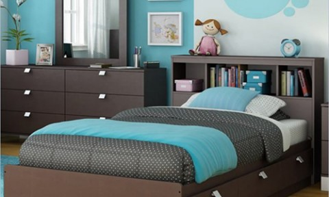 Những sự kết hợp màu sang trọng cho phòng ngủ