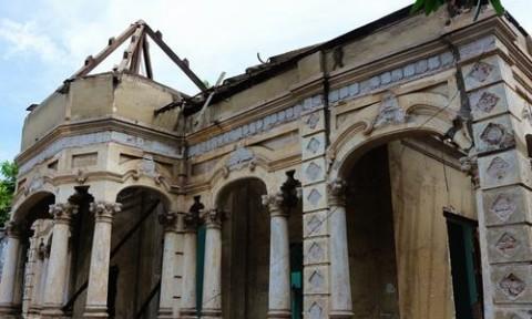 Biệt thự Pháp trăm tuổi ở Sài Gòn bị phá bỏ