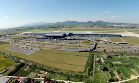 Ngôi làng nằm trong quy hoạch sân bay Nội Bài mở rộng