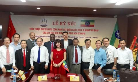 VITC xuất khẩu công nghệ xây dựng Việt ra thị trường BĐS nước ngoài