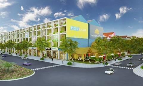 Shophouse đầu tiên ở khu đất vàng Liên Chiểu, Đà Nẵng